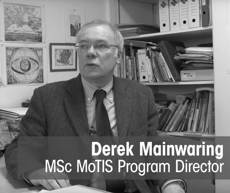 Derek Mainwaring