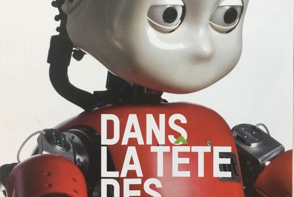 Dans la tête des robots, Hors-série, Le Monde, Mars - Mai 2018